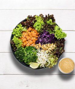 paradise salad wien
